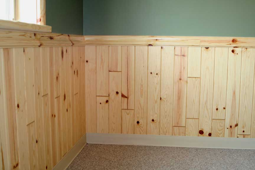 how to cut beadboard paneling