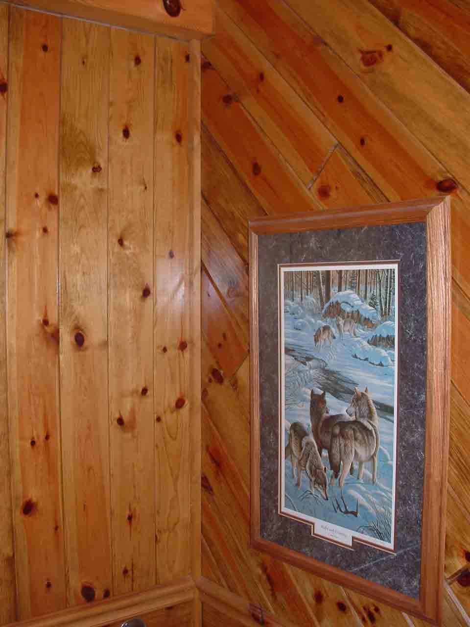 3x8 log siding hand hewn pine - 3x8 Log Siding Hand Hewn Pine 41