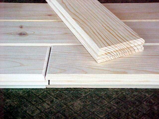 Descriptions And Profiles Of Log Siding And Paneling